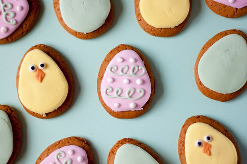 Children's Easter Cookies. 18th April