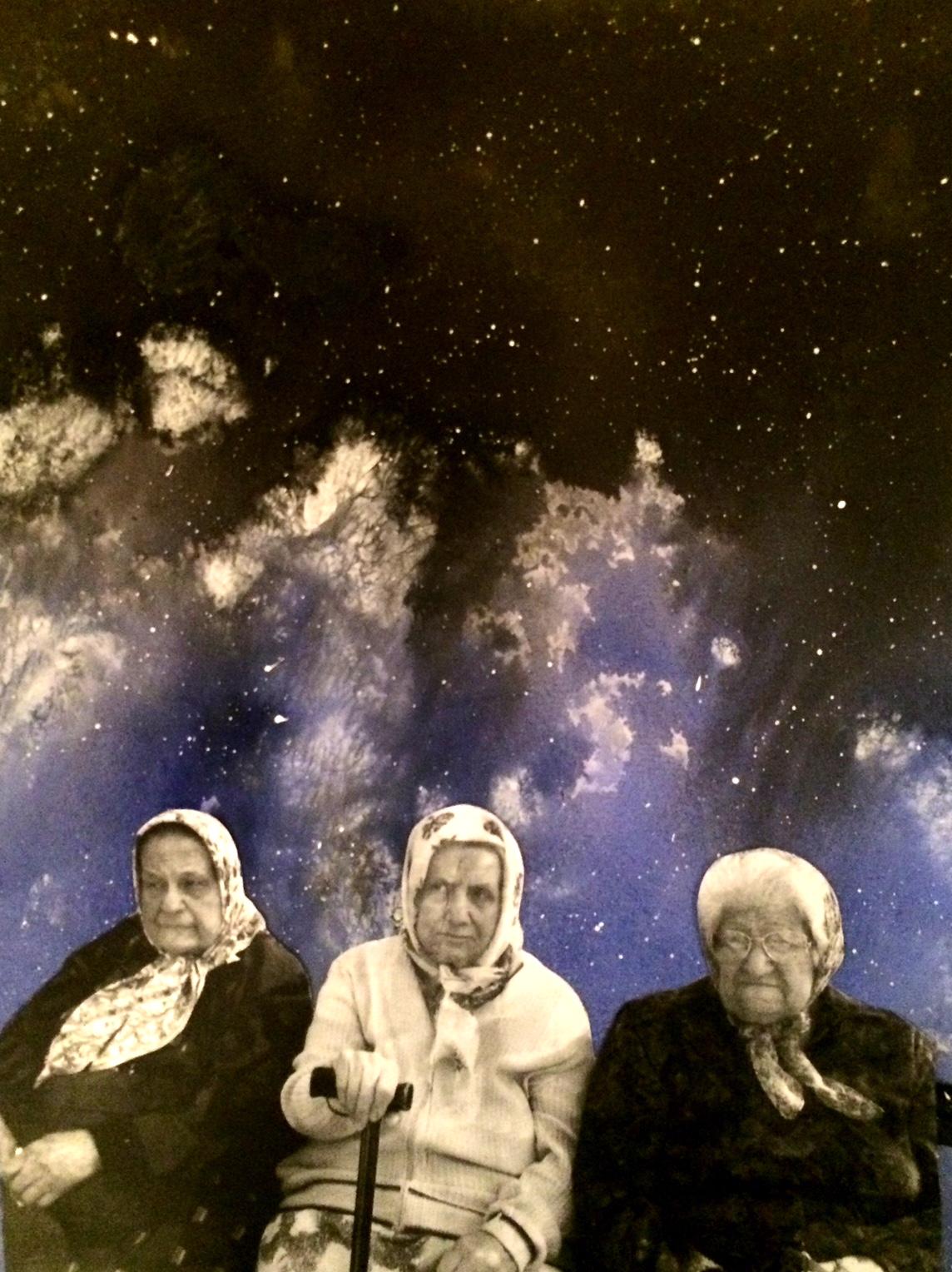 Space grannies
