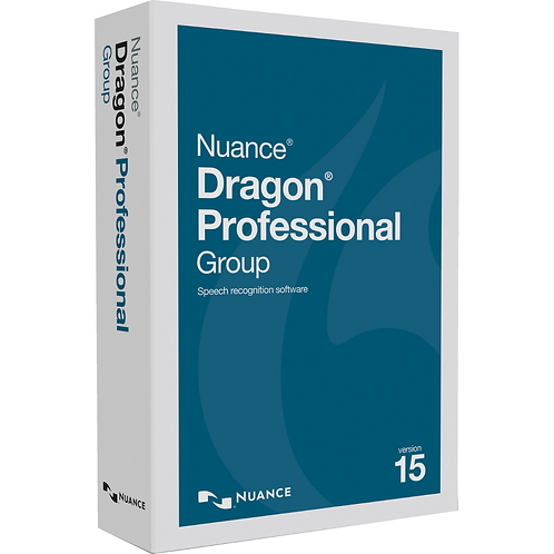 Dragon Professional Group version 15