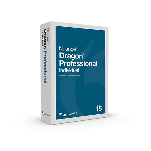 Dragon Professional Individual Ver. 15