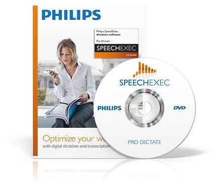 Philips Speech Exec Software