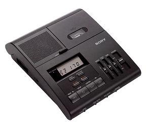 Sony BM850 transcriber dictator