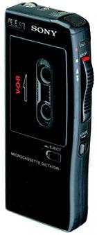 Sony BM575 micro cassette recorder