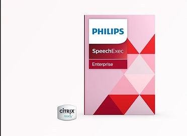 Philips dictation, Philips Enterprise, Philips workflow,