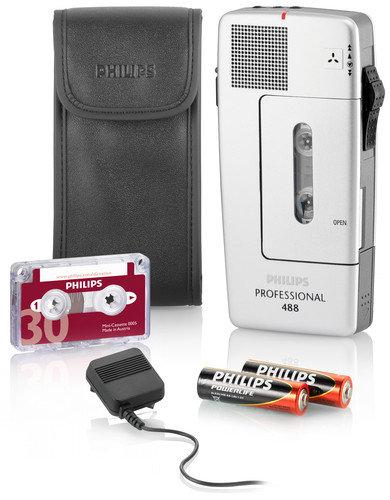 LFH-488 Mini Cassette recorder