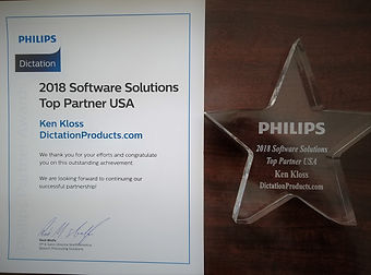 Philips Top Dealer Award