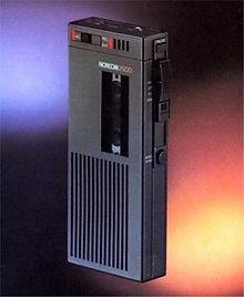 Norcom 2500 mini cassette recorder