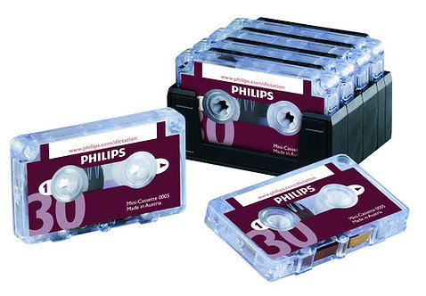 Philips LFH0005 mini cassette sold individually