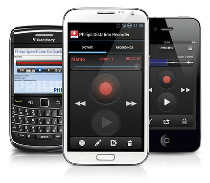 Smart Phone Recording applications