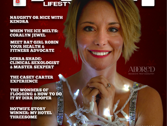 Naughty or Nice? ASN Lifestyle Magazine's December Issue Hits Digital Newsstands