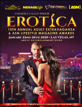 1st Annual ASN Lifestyle Magazine Awards show to take place at Erotica Las Vegas during Adult Entert