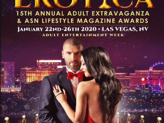 1st Annual ASN Lifestyle Magazine Awards show to take place at Erotica Las Vegas during Adult Entert