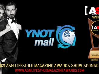 YNOT Mail Sponsors ASN Lifestyle Magazine Awards
