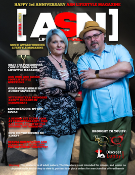 ASN Lifestyle Magazine Celebrates 3-Year Anniversary with April Issue