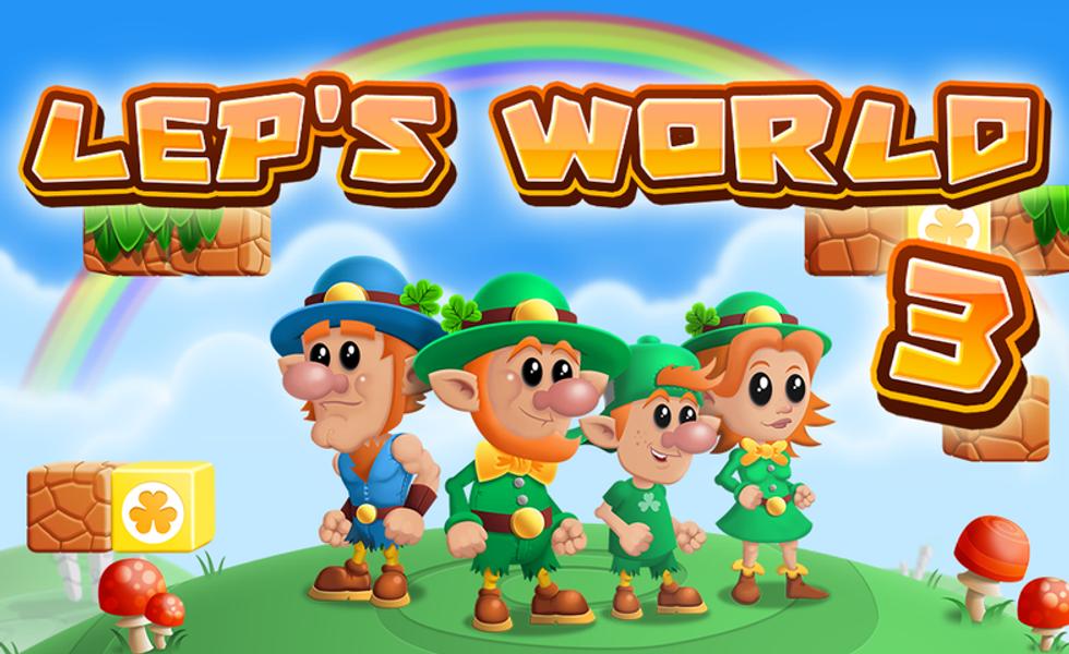 Lep's World 3 by nerByte