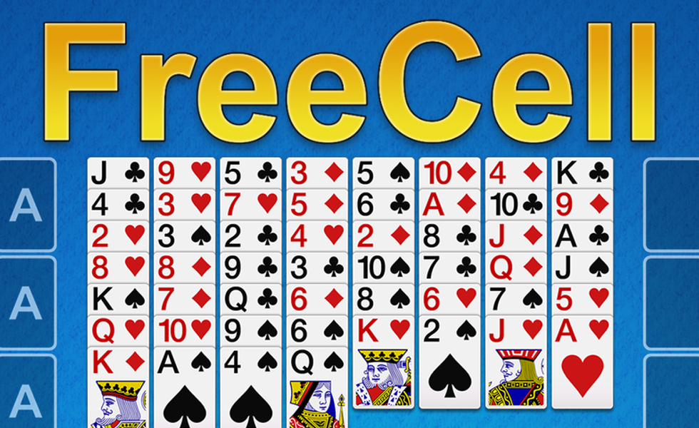 FreeCell by nerByte