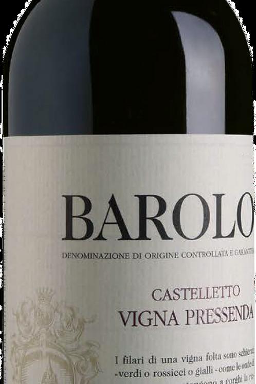 Conterno Fantino - Barolo 'Casteletto Vigna Presenda' DOCG 2015 (750ml)