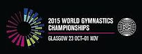 The Logo of the 2015 World Gymnastics Championships