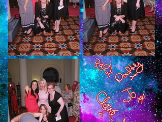 The Breast Cancer Ball, Greenock Town Hall, 19/10/19