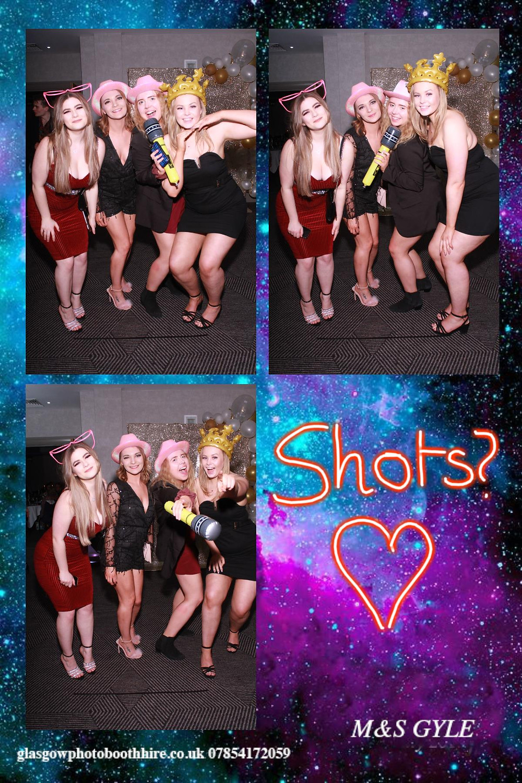 The M&S Gyle, Xmas Party, Hilton, Edinburgh Airport, 18/1/20