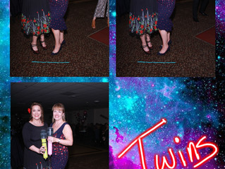 Joan & Brenda's 50th Birthday Party, The Miners, Kirkintilloch 18th May, 2019