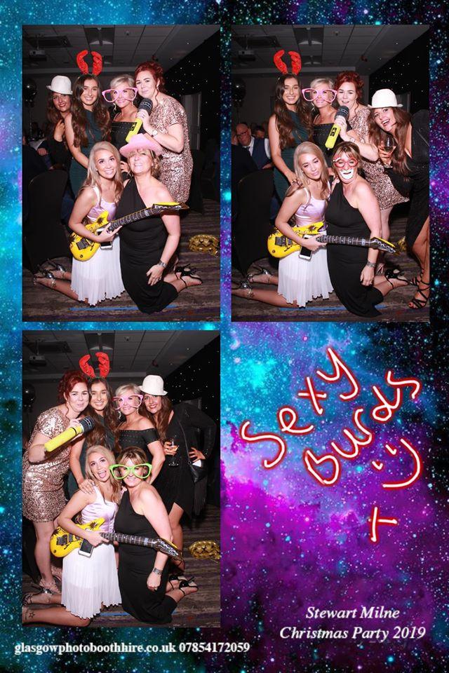 The Stewart Milne Xmas Party, Double Tree Hilton, 6/12/19