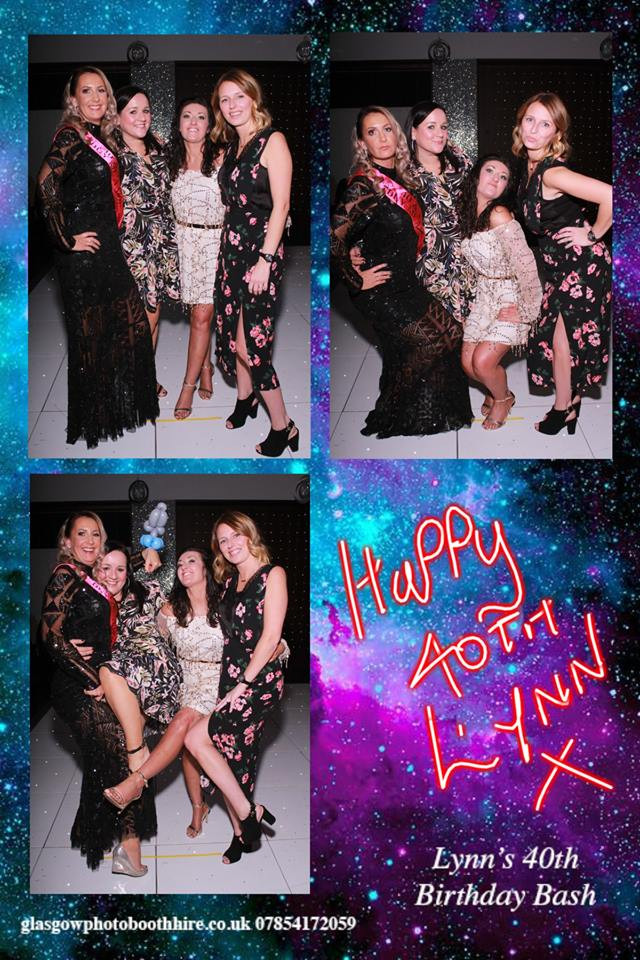 Lynn's 40th Birthday Party