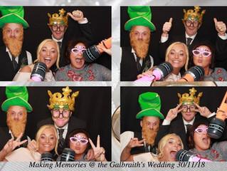 The Wedding of Mr & Mrs Galbraith, Lodge on Loch Lomond, 30/11/18