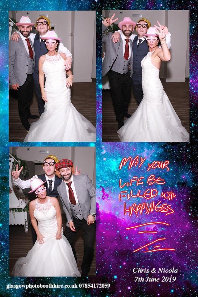 The Wedding of Nicola & Chris