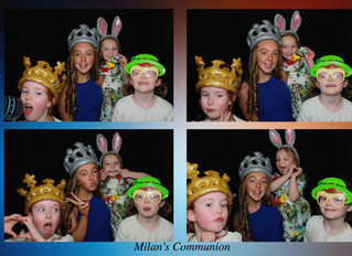 Milan's Communion, Hamilton Park Racecourse, Sat 11th May, 2019