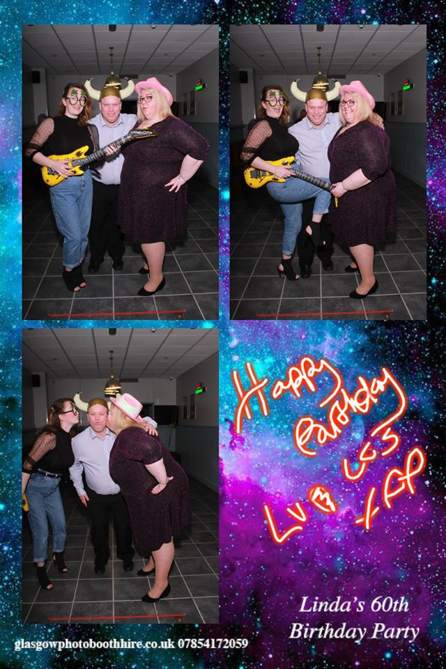 Linda's 60th Birthday Party, The Oakwood Bar, Sauchie, 13/3/20