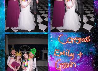 The Wedding of Emily & Gavin, Forrester Park Resort, Dunfermline 25/1/20