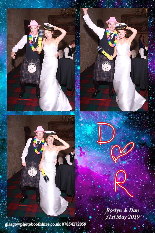 The Wedding of Roslyn & Dan, Glenbervie House Hotel, 31st may, 2019