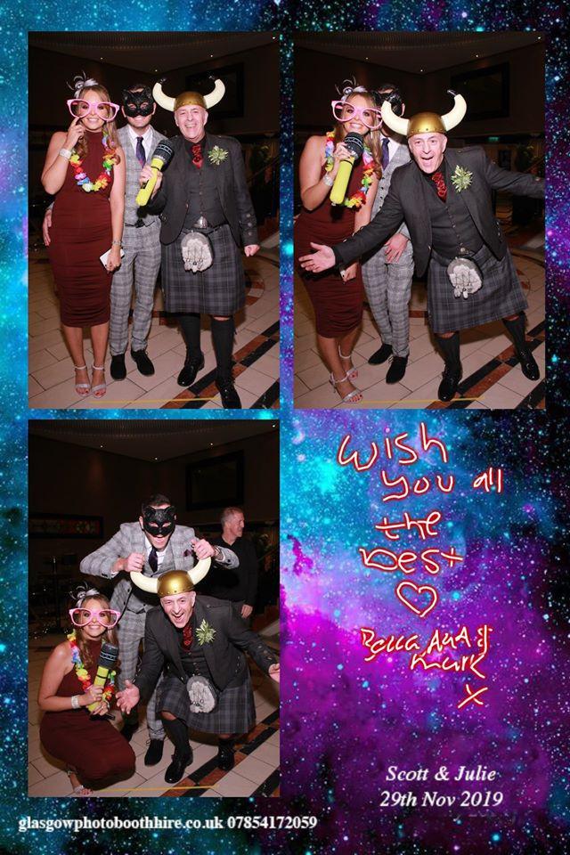 The Wedding of Scott & Julie, Ingliston Country Club, 29/11/19