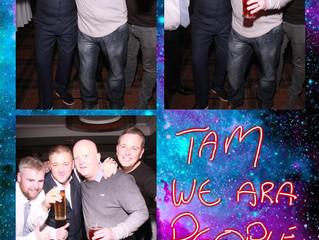 Thomas's 50th Birthday Party, Carrigan's, Blantyre, 1st Nov 2019