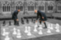 The Two Grooms Play Chess, The Highland Club, Fort Augustus