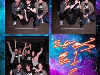 New Balance X Schuh, Staff Party, SWG3 Studio, Glasgow 3rd Feb, 2020