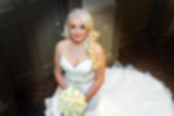 Beautiful Bride Gillian, Lynnhurst hotel
