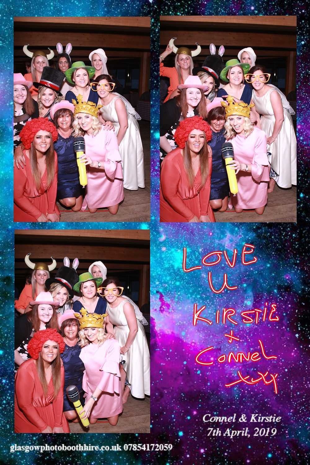 The Wedding of Connel & Kirstie