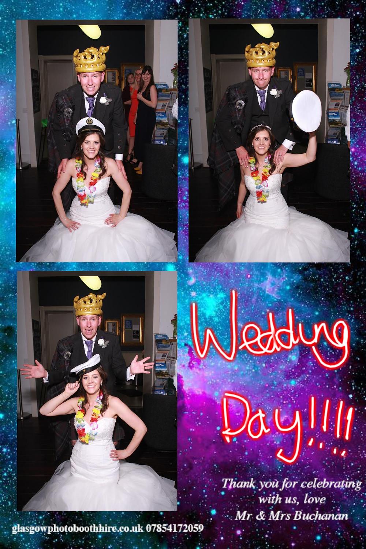 The Wedding of Sarah & David, Dunoon Town Hall, 22/6/19