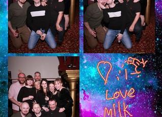 Jon's Surprise 40th Birthday Party, Gullistan Restaurant, Dundee, 15th Feb, 2020