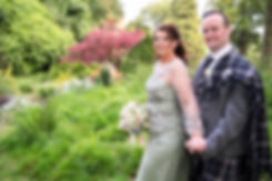 The Wedding of Lisalynne & Kenny, Glen Pavilion, Dunfermline