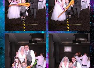 The Wedding of Deborah & Paul, The Garfield Hotel, Stepps, 1st Aug 2020