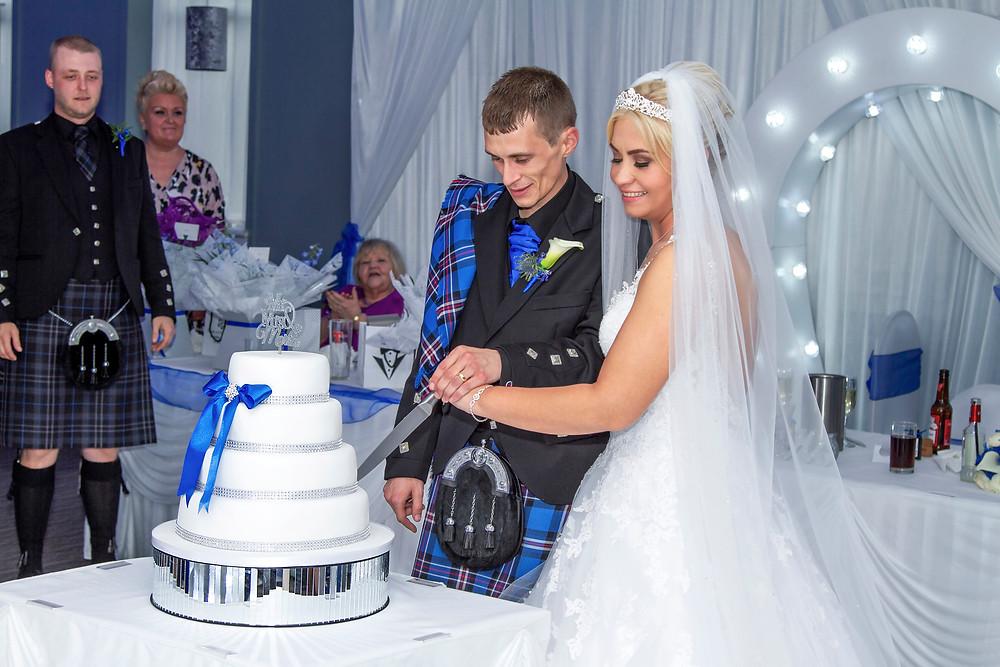 The Wedding of Stephanie & Jordan