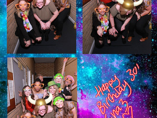 Charlotte's 30th Birthday Party, Bellahouston Bowling Club, Glasgow 5th Oct 2018