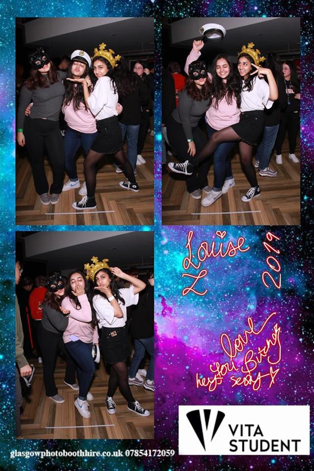 Vita Students, Freshers Party, Partick, Glasgow, 4/10/19