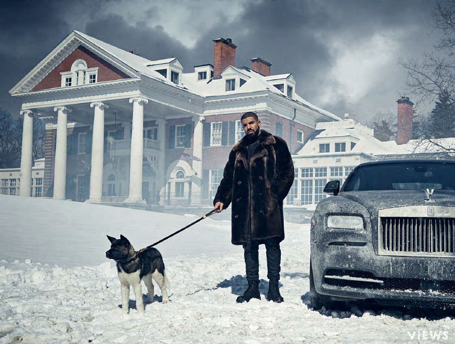 Drake - Views Booklet