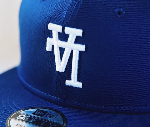 Handmade LA Dodgers Snapback