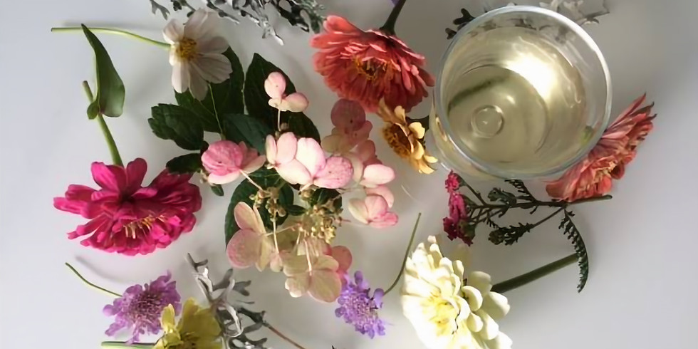 Wine & Design - Fall Arrangement