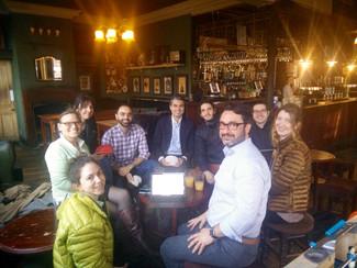 Neuroanatomy @ Pub - NAP talks
